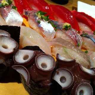 にぎりセット(板前寿司 六本木店 )