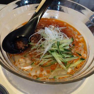 上原坦々冷麺(焼肉 六区)