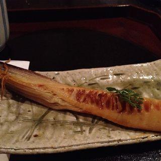 筍のつけ焼き(豆寅 祇園店)