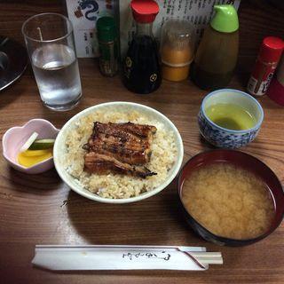 うな丼(うな達 )