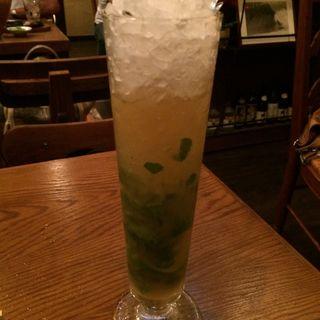 黒糖モヒート(琉球パクチー酒場 うるま食堂 )