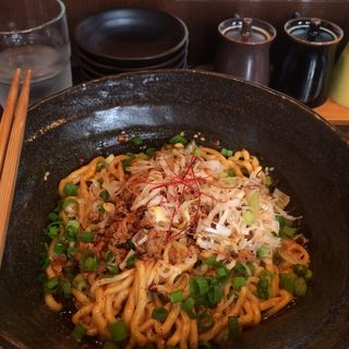 汁なし担々麺(うさぎ)