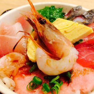 海鮮丼 小盛り(丼いなはん )