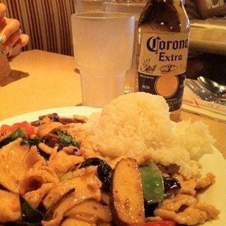 豚と野菜炒め(SAIGON MARKET)