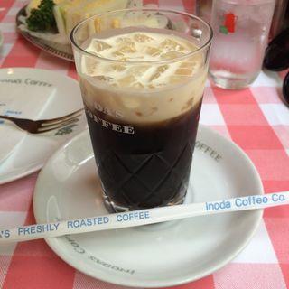 アイスコーヒー(イノダコーヒ 本店)