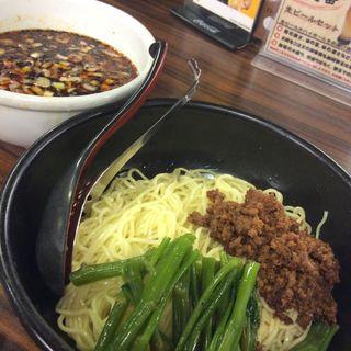 海老黒ゴマ担々つけ麺(百麺 中目黒 (ぱいめん))