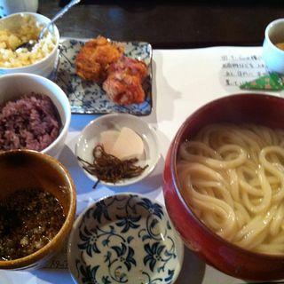 釜あげうどん(麺喰 (udon and cafe ))