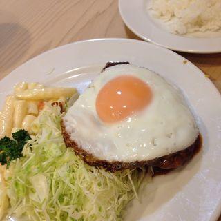 ハンバーグ(そよいち)