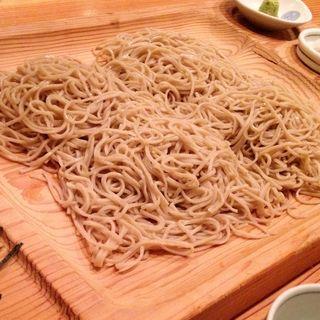板そば(三人前)(蕎麦 和)