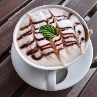 チョコレートドリンク(AGRI CAFE COMODO(アグリカフェ コモド))
