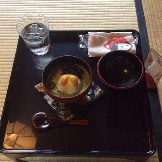 抹茶アフォガート(よーじやカフェ 銀閣寺店 )