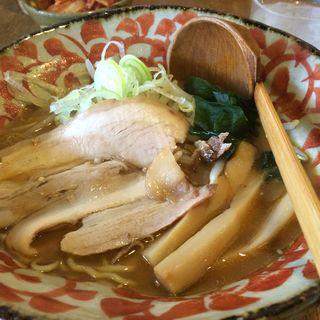 赤味噌ラーメン(麺屋 巧 )