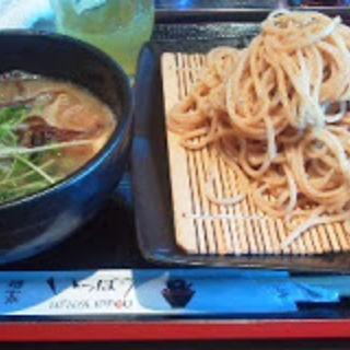 つけ麺(麺家いっぽう)