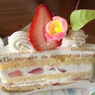 いちごのショートケーキ(シェ・ノグチ )