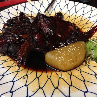 金目鯛の煮付け(くろば亭)