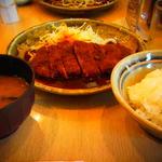 みそかつ丼定食(矢場とん 矢場町本店 (やばとん))