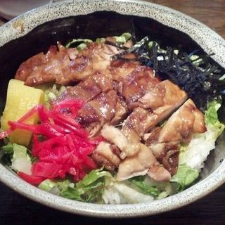チキン照り焼き(Masa Sushi and Grill)
