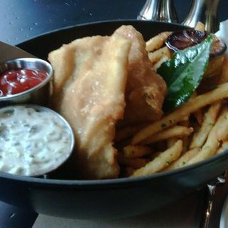 Fish and Chips(BLT Bar and Grill)