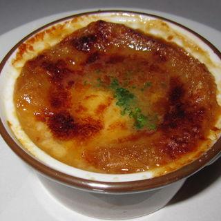 オニオングラタンスープ(グリル 木の実 (grill KONOMI))