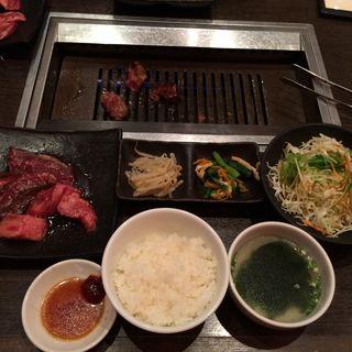 選べる焼肉lunch(虎)