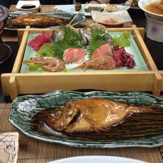 金目鯛の煮付け(志なよし)