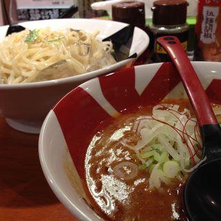 赤節つけ麺(つけ麺 おんのじ 榴岡店 )