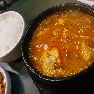 豆腐スンドゥブ(Chodang Restaurant)