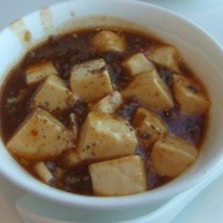 麻婆豆腐(福臨門酒家)