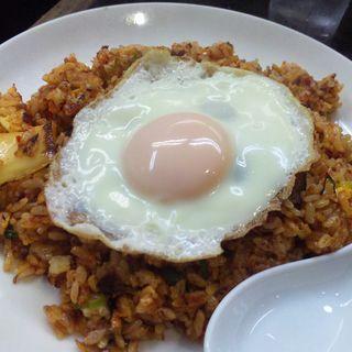 キムチ炒飯(餃子屋麺壱番館 )