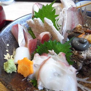 亀寿司のイチオシメニュー(亀寿司食堂 (かめずししょくどう))