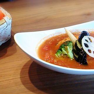 スープカレーランチ(ELEMENT CAFE )