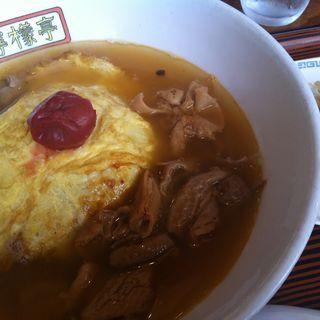 ホルモンスープチャーハン(中国料理 檸檬亭 (れもんてい))
