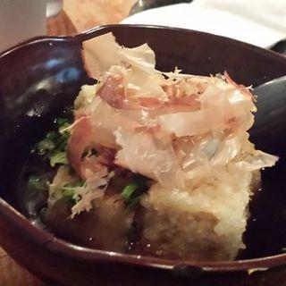 揚げ出し豆腐(KENKA)
