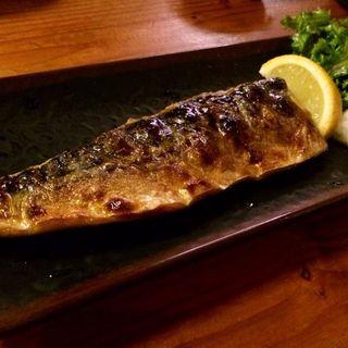 サバの塩焼き(KENKA)