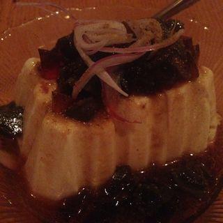 ピータン豆腐(Saburi Restaurant)