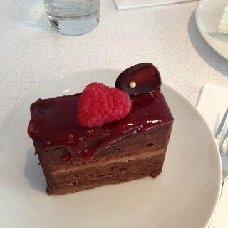 ラズベリーチョコレート(Lady M Cake Boutique)