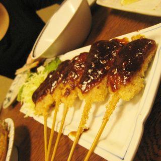 みそかつ串(つばさや 本郷店 )