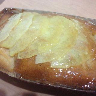 りんごと酒粕のパウンドケーキ(SATSUKI ナスパニューオータニ)