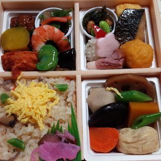 葵弁当(なだ万厨房 そごう神戸店 )
