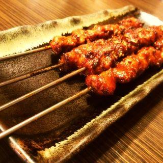 羊肉の串焼き(味香苑 1号店 (ミカエン))