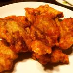 豚肉の唐揚げ(味香苑 1号店 (ミカエン))