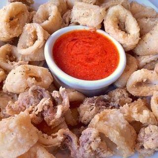 calamari(OVELIA RESTAURANT)