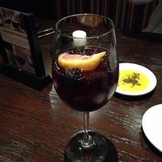 Italian Sangria Blackberry(Carrabba's Italian Grill)