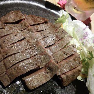 ステーキ(のりん家)