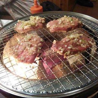 牛タン(済州家 高崎 (炭火・焼肉市場))