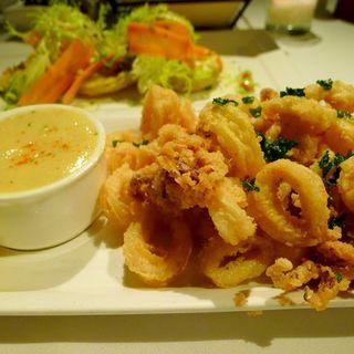 Fried Calamari(Union Square Cafe)