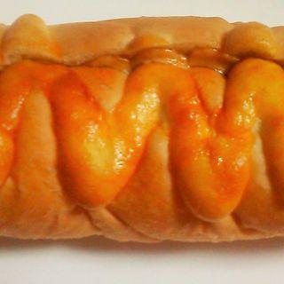 きなこクリームパン(だるま堂)