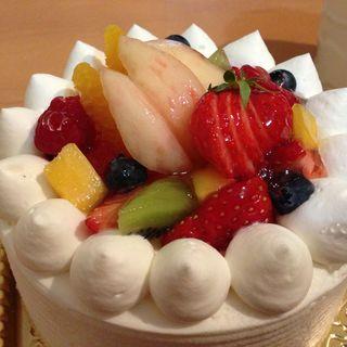 バースデーケーキ(オーダー)(SATSUKI ナスパニューオータニ)