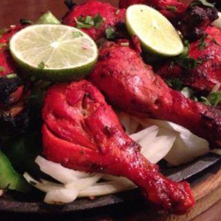 Tandoori Chicken(Clay Oven Grill )