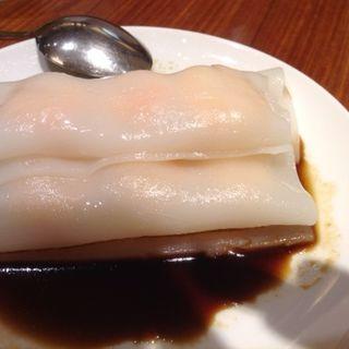 蝦入り腸粉(糖朝 京都高島屋店 (トウチョウ))